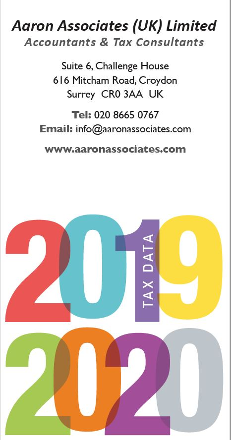 Aaron Associates Budget 2017-2018 Tax, UK, Accounting